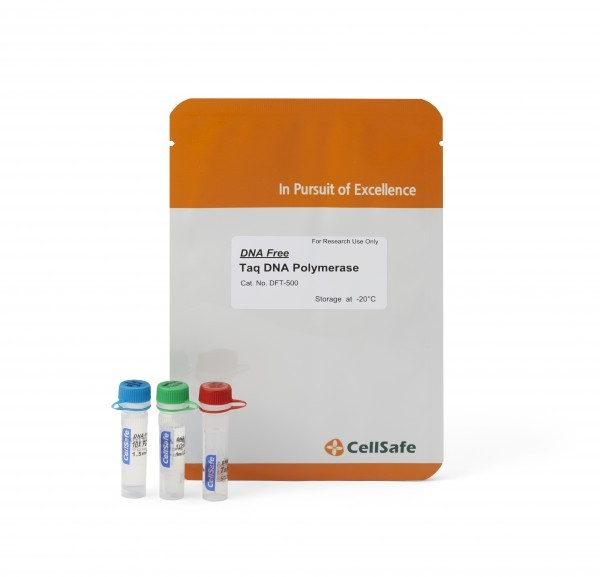 DNA Free-Taq DNA Polymerase