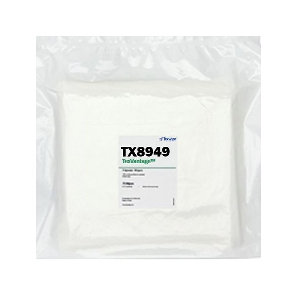 Dry Cleanroom Wipers, Non-Sterile 9