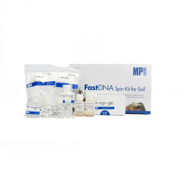 FastDNA SPIN kit for Soil