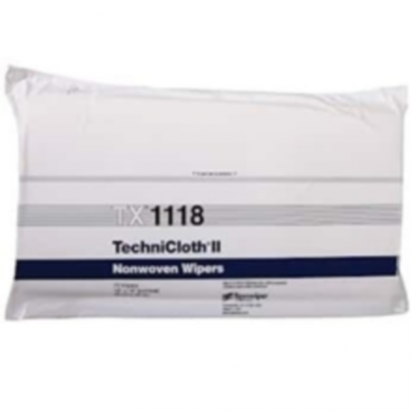 Dry, Non-Sterile, cellulose/polyester, nonwoven wipers18