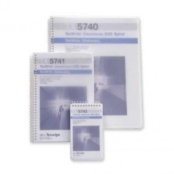 TexWrite 22 Cleanroom SpiralCollege-ruled