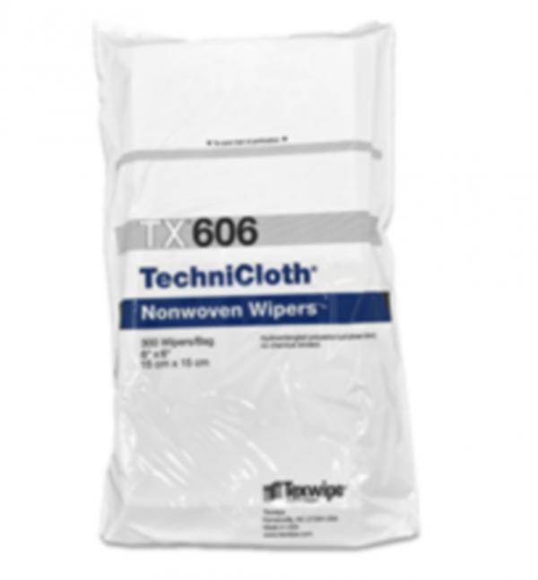 Dry, Non-Sterile, cellulose/polyester, nonwoven wipers6