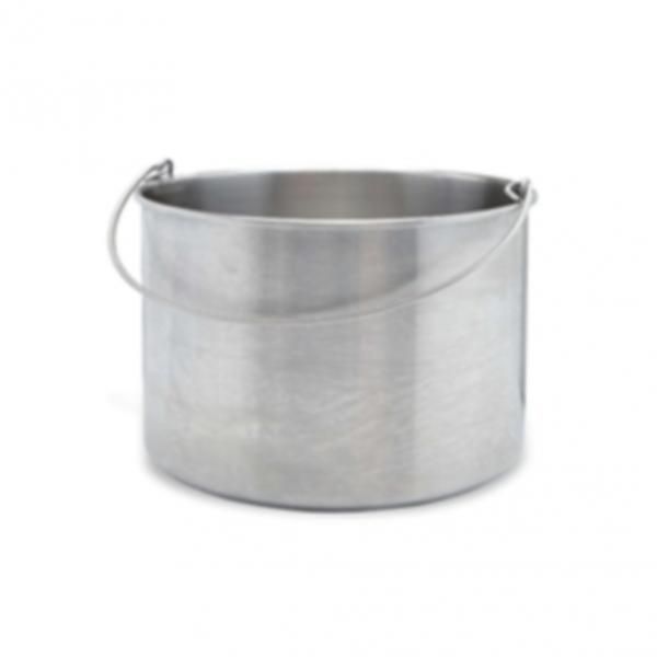 100% Seamless Round Bucket10 gallons (37 liters)